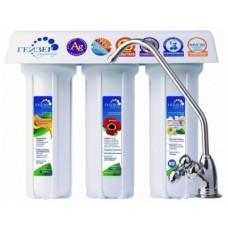 Фильтр Гейзер 3К Люкс для железистой воды.