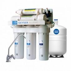 Гейзер Аллегро П обратноосмотическая система для фильтрации воды